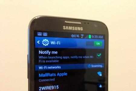 Dekning/Wifi/Bluetooth